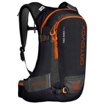 Ortovox Backpack Free Rider Black Raven 26 L Overview