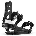 Ride Fix Snowboard A-8 Classic Black Black Présentation