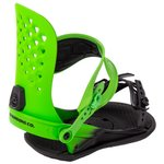 Union Snowboard Binding Strata Acid Green Overview
