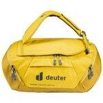 Deuter Reiszakken Aviant Duffel Pro 40 Corn Turmeric Voorstelling