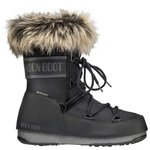 Moon Boot Snow boots Monaco Low Wp 2 Black Overview