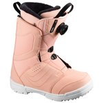 Salomon Boots Pearl Boa Tropical Peach Overview