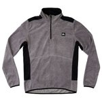 Quiksilver Polaire Aker Hz Heather Grey Présentation