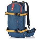 Arva Sac à dos Backpack Calgary 20 Petrol Blu Présentation