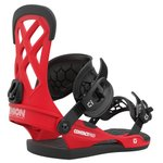 Union Snowboard Binding CONTACT PRO Red Overview