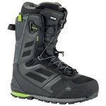 Nitro Boots Incline Tls Black Lime Voorstelling