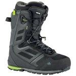 Nitro Boots Incline Tls Black Lime Présentation