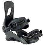 Nitro Snowboard Binding Rambler Ultra Black Overview