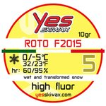Yes Skiwax Roto Wax Roto F2015 5 10gr General View