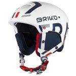 Briko Helm Slalom France Shiny Blue White Präsentation