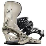 Jones Fix Snowboard Mercury Grey Détail