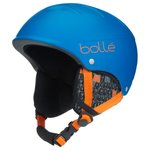 Bolle Helmet B-free Matte Blue Animals Overview