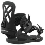 Union Snowboard Binding MILAN Black Overview