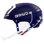 Briko Casco Slalom Fédé France Shint Blue White Presentazione