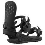 Union Snowboard Binding STRATA Black Overview