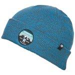 686 Mütze Melange Beanie Blue Melange Präsentation