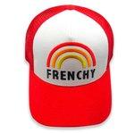French Disorder Berretto Trucker Cap Frenchy Red Presentazione