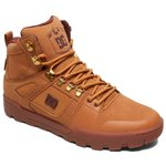 DC Snow Boots Pure Wnt Tan Tan General View