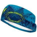 Dynafit Bandeau Graphic Performance Headband Reef/2810 Skimo Présentation