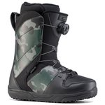 Ride Boots Anthem Camo Overview