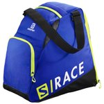 Salomon Housse Chaussure Extend Gearbag Race Blue Neon Yellow Scfl Présentation