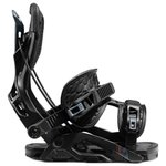 Flow Snowboard Binding Fuse Black Overview