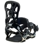 Gnu Snowboard Binding Psych Black Overview