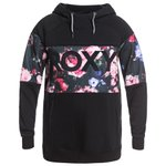 Roxy Felpa Liberty True Black Blooming Party Presentazione