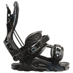 Flow Snowboard Binding Omni Black Overview