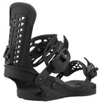 Union Snowboard Binding TRILOGY Black Overview
