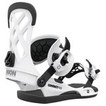 Union Snowboard Binding CONTACT PRO White Overview