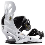 Now Snowboard Binding Brigade White Overview