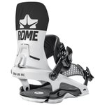 Rome Fijaciones snowboard D.o.d Presentación