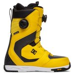 DC Boots Shuksan Boa Yellow Overview