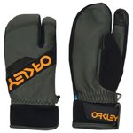 Oakley Moufles Factory Winter Trigger Mitt 2 New Dark Brush Présentation