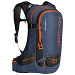 Ortovox Sac à dos Free Rider 26l Night Blue Blend Présentation