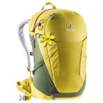Deuter Backpack Futura 22 SL Curry vert/Kaki Overview