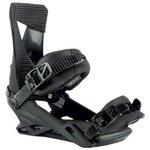 Nitro Snowboard Binding Zero Ultra Black Overview