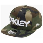 Oakley Casquette Mark Ii Novelty Snap Back Core Camo Présentation