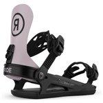 Ride Fix Snowboard Cl-4 Hushed Violet Black Présentation