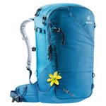 Deuter Rucksack Freerider Pro 32+ SL Bleu baie-Bleu azur Präsentation