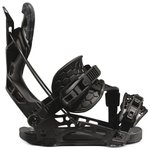 Flow Snowboard Binding Nx2 Hybrid Black Overview