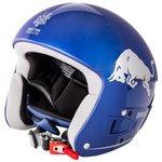 Briko Casque Vulcano Fis 6.8 Red Bull DARK BLUE SILVER Profil