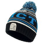 Picture Beanies Donnie Beanie Black Overview