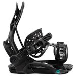 Flow Snowboard Binding Mayon Black Overview