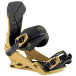 Nitro Snowboard Binding Team Clay Overview