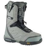 Nitro Boots Select Tls Charcoal Black Présentation
