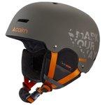 Cairn Helmet Darwin J Army Grey Overview