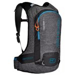 Ortovox Backpack FREE RIDER 18 L black anthracite blend Overview