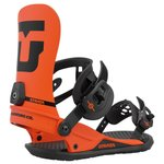 Union Snowboard Binding STRATA Orange Overview